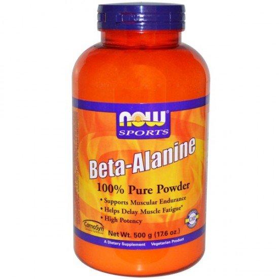 Now Foods Beta-Alanine powder