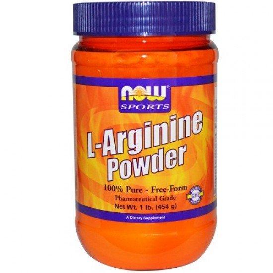 Now Foods Arginine Powder