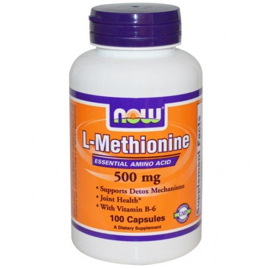Now Foods Methionine