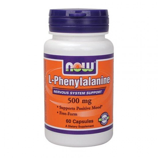 Now Foods Phenylalanine