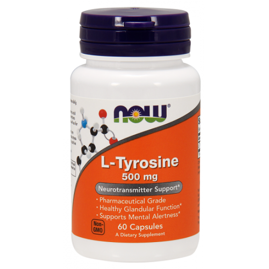 Now Foods Tyrosine