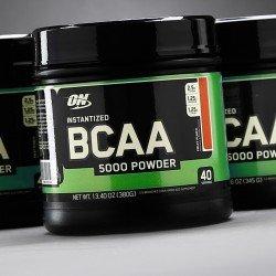 Optimum Nutrition BCAA 5000 Powder