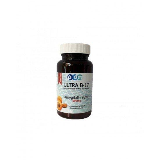 Vitamin B17 500mg PDM Pharmaceuticals