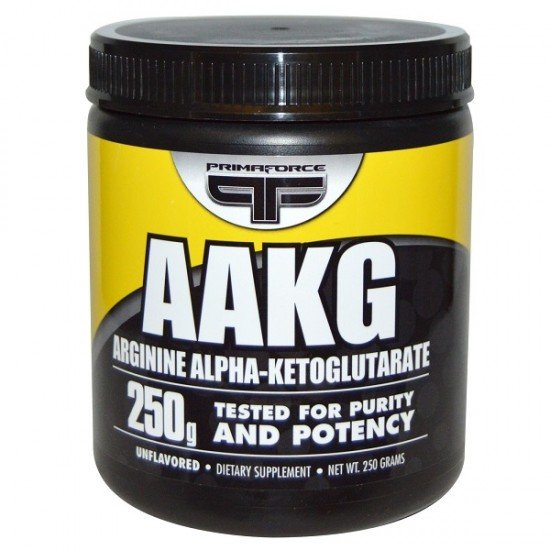 PRIMAFORCE AAKG /Arginine Alpha-Ketoglutarate/