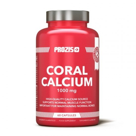 Prozis Foods Coral Calcium 1000mg