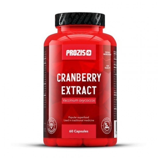 Prozis Foods Cranberry Extract 600 mg
