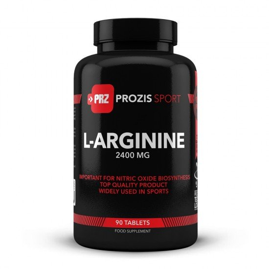 Prozis L-Arginine 2400 mg