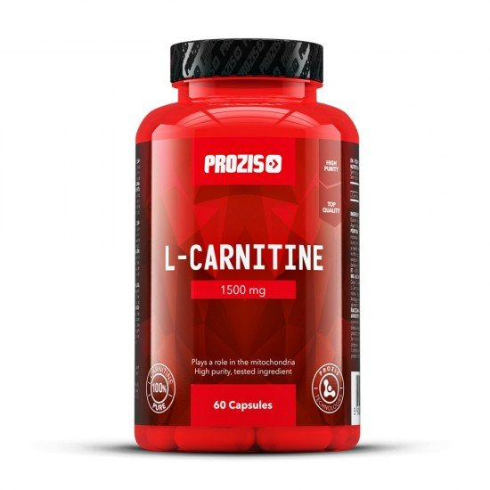 Prozis Foods L-Carnitine 1500mg