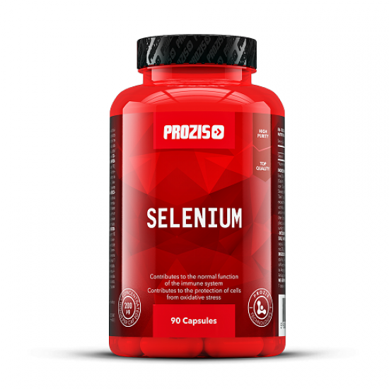 Prozis Foods Selenium 200mcg