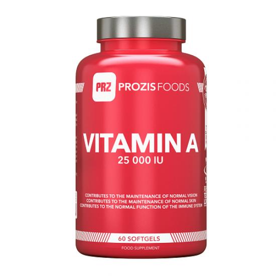 Prozis Foods Vitamin A 25000 IU