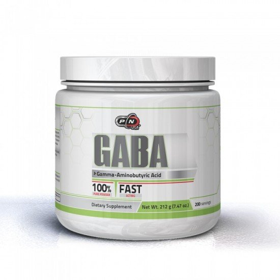 Pure Nutrition GABA Powder 212 grams
