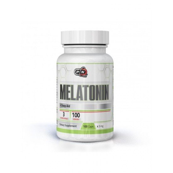 Pure Nutrition Melatonin 3 mg