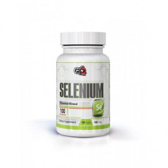 Pure Nutrition Selenium 100 mcg
