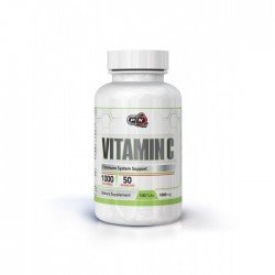 Pure Nutrition Vitamin C 1000 + Rose Hips
