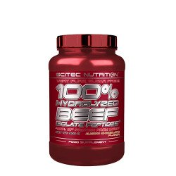 Scitec 100% Hydrolyzed Beef Isolate Peptide