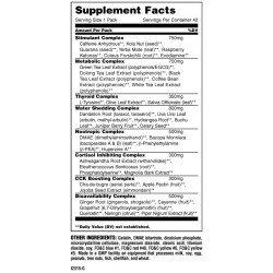 Universal Nutrition Animal Cuts 42 packs