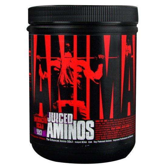 Universal Nutrition Animal – Juiced Aminos