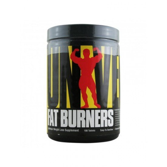 Universal Nutrition Fat Burners Easy To Swallow