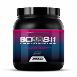 Xcore Nutrition BCAA Powder 8:1:1