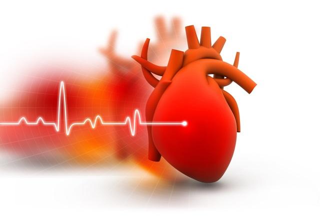 Фолиева киселина (витамин В9), необходима за да се поддържа здравето на сърцето и кръвоносната система.