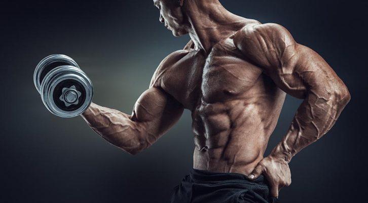 Athlete's L-Arginine напомпва мускулите