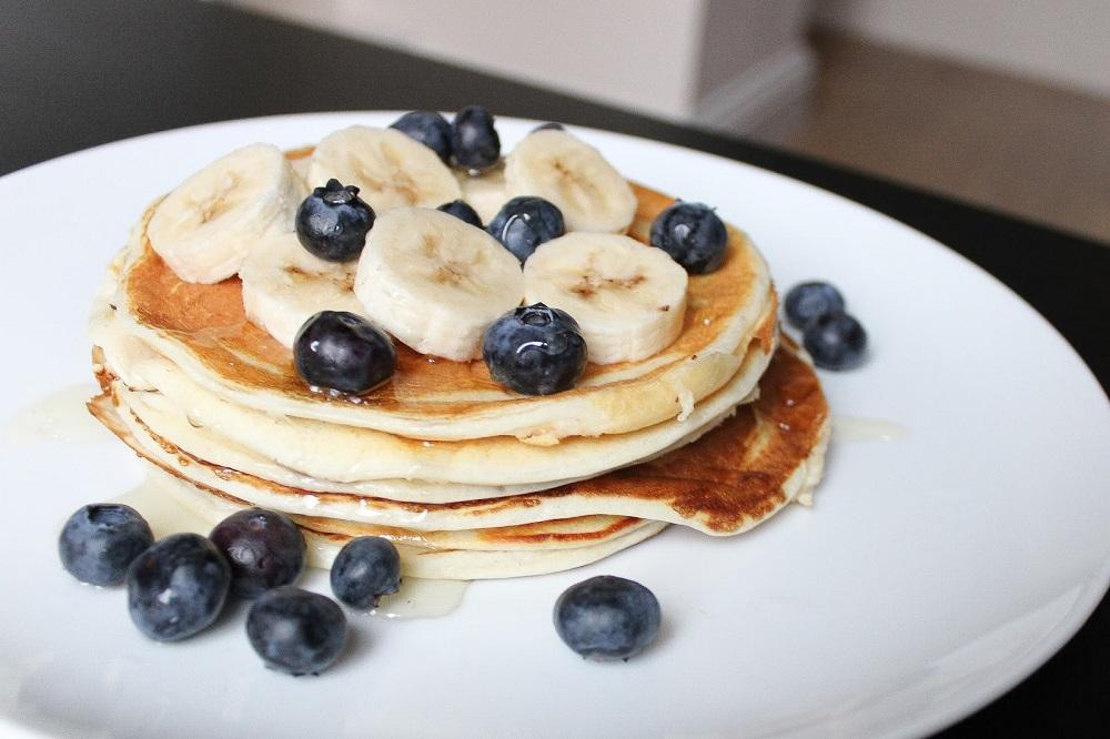 Pancake mix е страхотен начин да увеличите дневният си прием на протеини