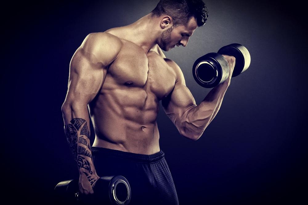 Суроватъчният протеин изгражда мускулите и повишава силата