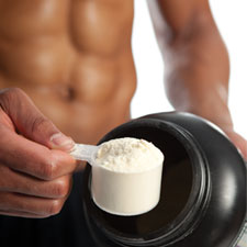 Egg white powder стимулира мускулното изграждане, възстановяване и поддържане на мускулите.