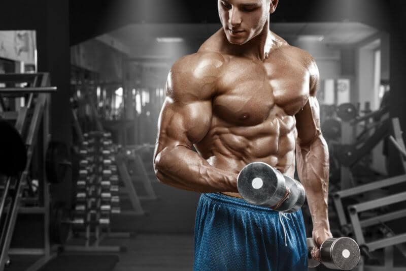 GABA на страхотна цена стимулира изработването на растежен хормон и увеличава мускулите