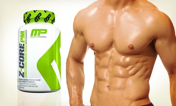 Z-Core PM осигурява редица други положителни ефекти, като повишаване нивото на тестостерон, по-добро възстановяване и мускулен растеж.