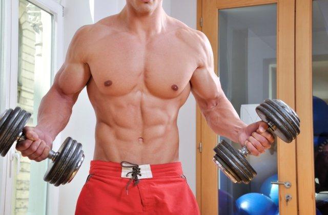 Muscletech Platinium Beef Protein стимулира мускулното изграждане.