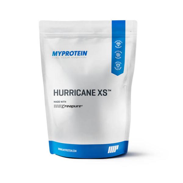 Eкспертните екипи на Myprotein създадоха формулата Hurricane XS, която дава мигновен кик-старт на възстановителните процеси в тялото ви.
