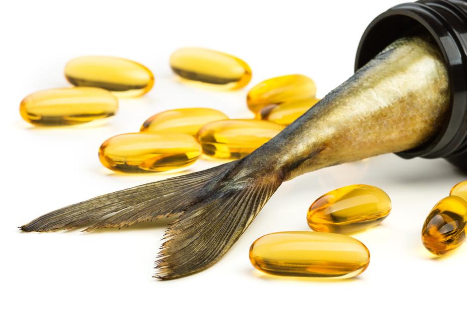 Myprotein Omega 3 6 9 съдържа рибено масло.