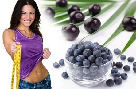 Acai Berry от Diet Natrol помага за намаляването на килограмите и доброто храносмилане