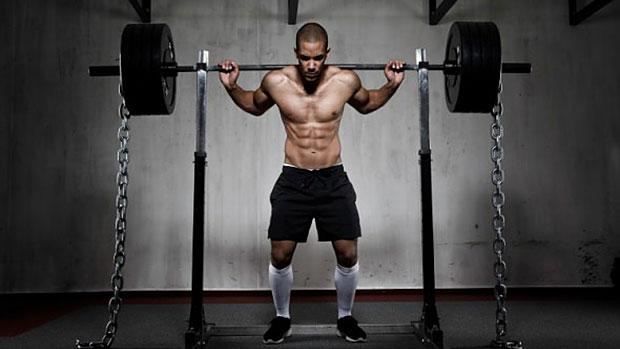 Now Foods L-Leucine Powder стимулира качването на чиста мускулна маса.