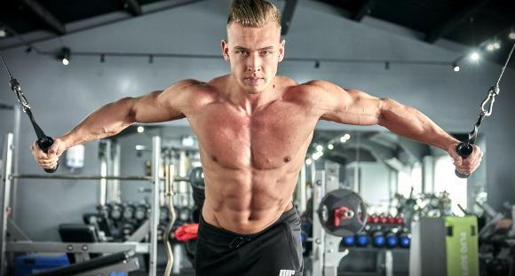 Now Foods Tri-Amino повишава мускулната издръжливост и енергията.