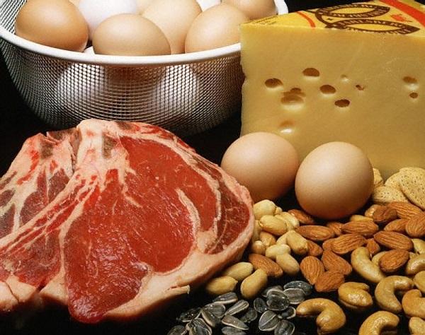 Prozis BCAA 5000 оказва стимул за мускулен растеж.