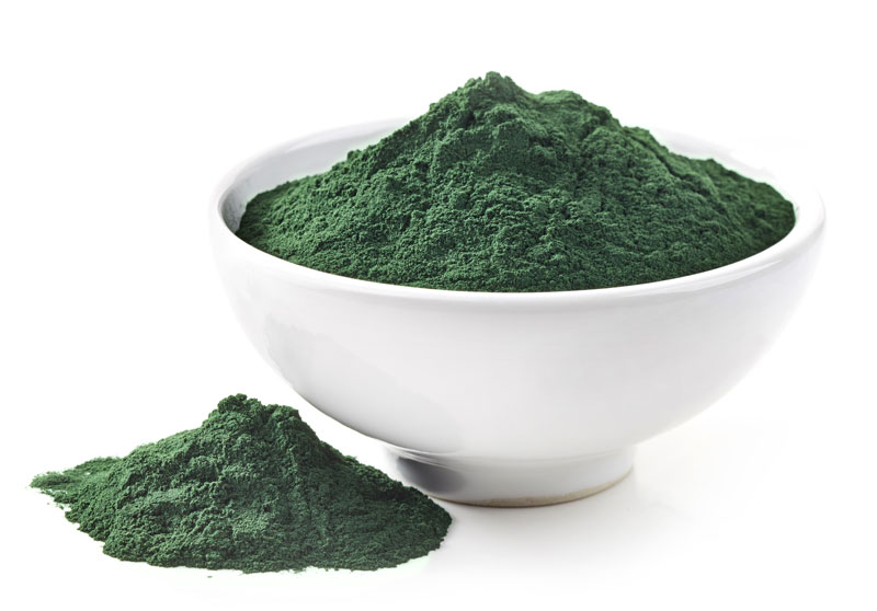 Prozis Foods Spirulina Powder укрепва имунната система и действа като антиоксидант.