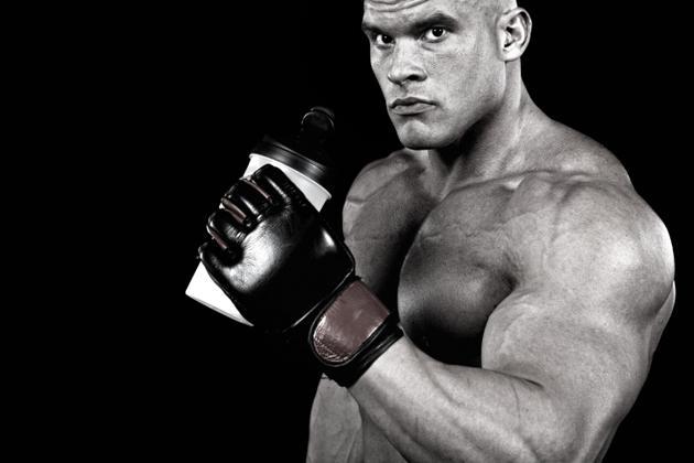 Protein complex на Pure Nutrition помага за ефективното възстановяване на мускулите след тренировка.
