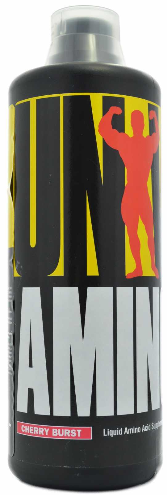 Amino Liquid на Universal Nutrition е с отличен аминокиселинен профил, с бързо усвояване от организма.