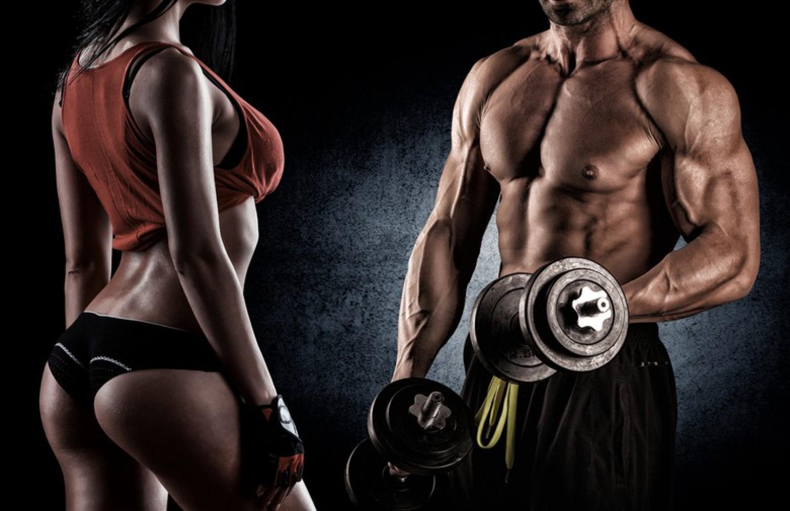 Universal Nutrition Animal Test помага за уголемяване на мускулите