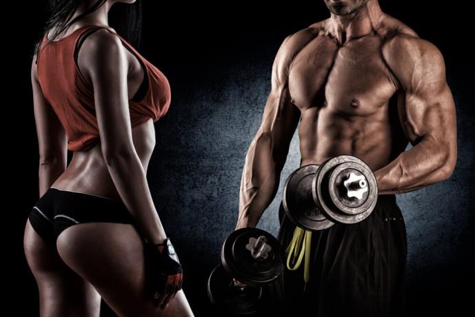 L-Glutamine Powder спомага за изграждането на мускулна маса